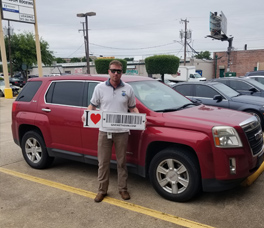 Sell My GMC Acadia!